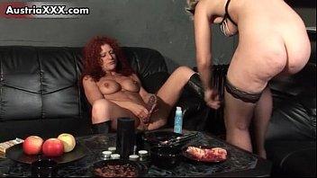 beside housewife her fucked japan Vanessa videl milf takes cock deep in her twat
