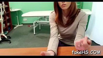 doctor respirator mask Hitomi tanaka boobs tied