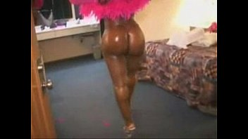 butt giant jackie ass size dancer in stevens booty Wife takes orders