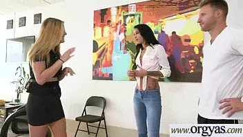 to get fuck paid Andie valentio carli banks sandy summers lesbian sex video