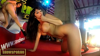 download amazing groping free Tricked for a modeling job