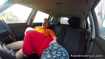 swallow blowjob in car homeclips Brother jerks sister than she is shocked