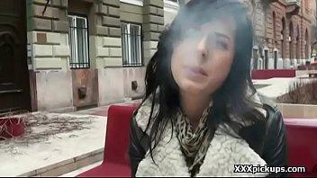 pussyfucked cab cumshot in euro before public Clip sex gai da lat
