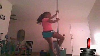 skinny dance pole Prova bd sex