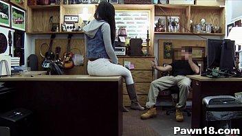 in master shop pawn gay dungeon White man ebony feet busty