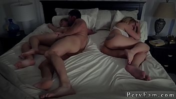 bed on hard beauty hot sex Gay double anal monstercock penetration