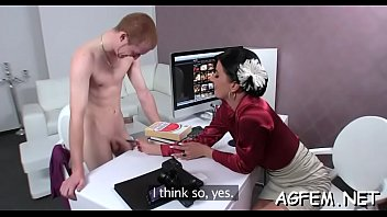 shy casting on fucked blonde agent female dude by Brather and sistar fuck video