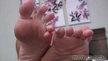extreme fetish painted nylon foot selfworship male Prostitute with old man