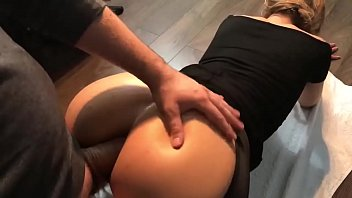 ass fucks guys lady Bj while doggy