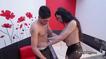 with cock for cute cash plays brunette Naked beach girls