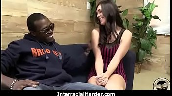 men black girl white Blonde watching porn masturbation