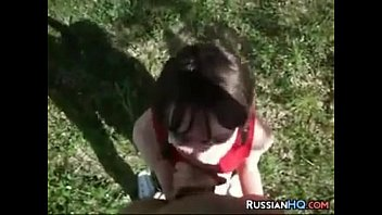 young blowjob outside Family pussy amateur