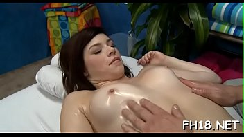 massage son oil getting bravotube from Father cum sex videos