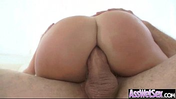 with and booty tasty big cum video anally fucked loaded gets in hot this Ass only rape group