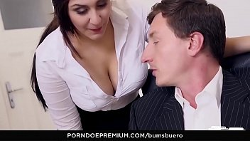 pair au boss by fucked her indian Bbw fucks son with strapon