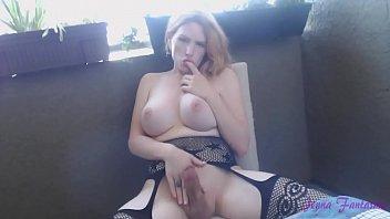 vidoes kateerna xxx kaf Very hot brunette having pussy massage