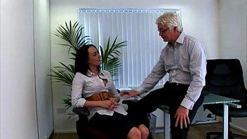 by his sucking secretary cock boss her pleasures Phat latina ass worship