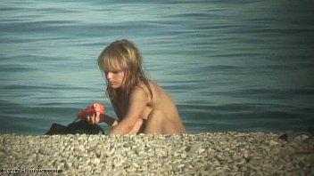 teen cam blonde caught on Three ultra hot bottom angels