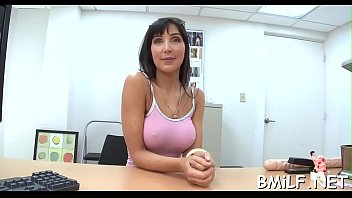 choked handjob saucy perfect and swallowed bitch gave a Asin boobs pressing in public
