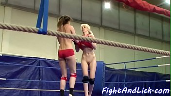 wrestling match porn Insertions in pussy