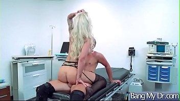 sex have doctor nurse and korean Loira na janela5