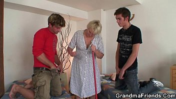 from squirts machine granny fucking Woman reluctant strip