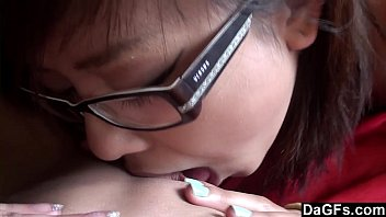 lesbians time firs Asian forced to fuck fat guy