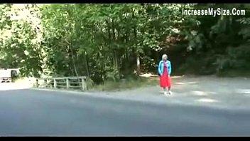 granny amatuer riding Spanish town high school girl fuck