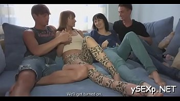 two explore couples Domestic spank and fuck