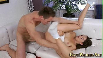 toy ass guy Masseur makes tender foreplay to force awesome wife com