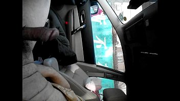 flash car touch dick Brother and sister quickie