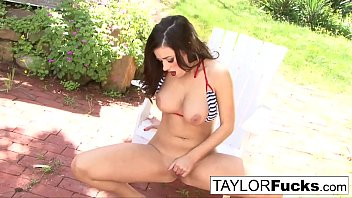 western rape country The blonde teen girl with a new dildo
