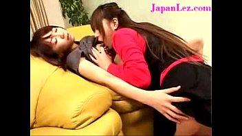 school japanese teen girl lesbian Older guy caught jerking off