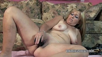 her hairy pleasure toy stunning to fucks pussy mommy Black monster white wife