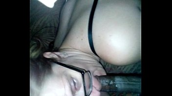 tits nerd piercing girl Asian naked in train