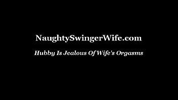 orgasm wife control Compartiendo esposa rubia