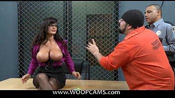 lisa ann nightmare Daniella gives blowjob