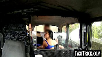 taxi bogus ginger student exploited by driver Pretty babe receives incredible anal enjoyment