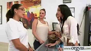 lee talks esmi money Brooke sky fuck