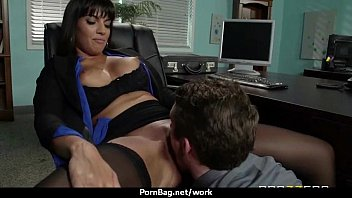 pumped capri from cavanni behind getting loves Woman sells car ends up riding cock