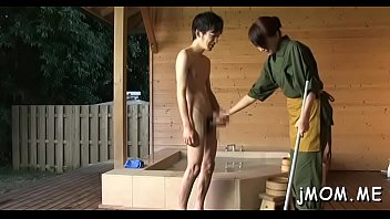lesbians japanese threesome mature Hot french milf double penetrated in a 3some
