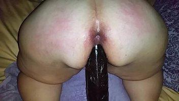 spanking canning ang Big ass fuck huge cock