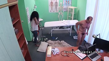 stone fantasy doctor melanie s office Big tit blonde girl gets a huge facial p2
