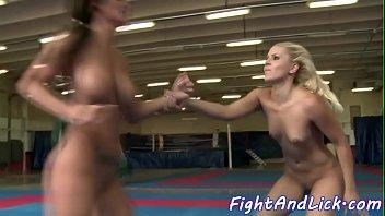 vs pamela wrestling dww Japanese father daughter game show subtitles7