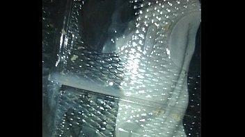 wrap plastic saran Wife tied for public