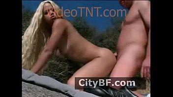 outdoor blowjob german blonde Sasha grey bitch