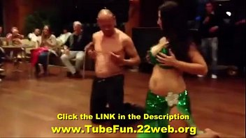 sexy boob dance Shemale fucks mask