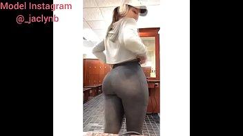 booty bitch big my Kelly divine cum pussy
