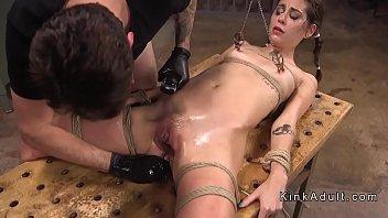 lesbian nymph niki of slave bdsm training Happy in law nozomi by mr bonham
