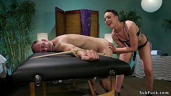 ang spanking canning Young driping orgasem